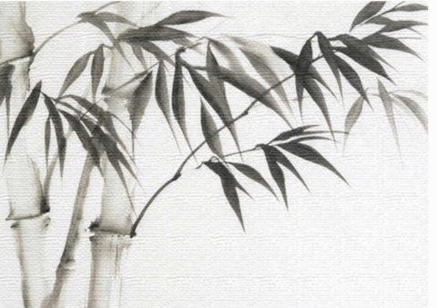 水墨画イメージ画像